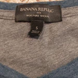 Banana Republic Shirts - Banana Republic Moisture Wicking Tee